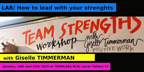 LAB/ How to Lead with Your Strengths entradas