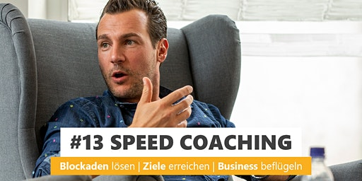 #13 SPEED COACHING