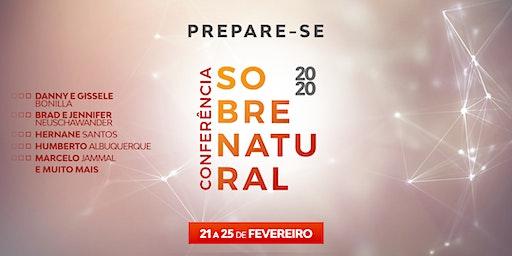 CONFERÊNCIA SOBRENATURAL 2020 - ALCANCE CURITIBA