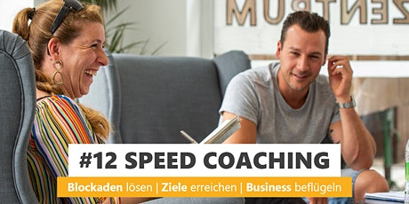 #12 SPEED COACHING Tickets