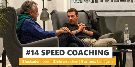#14 SPEED COACHING Tickets