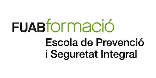 Jornades de Portes Obertes. Grau de Prevenció i Seguretat Integral - 6 febrer (15:30 h)