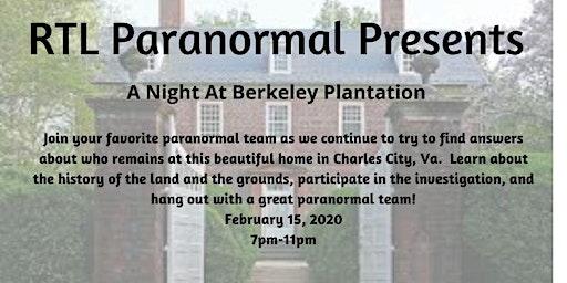 RTL Presents Investigating Berkeley Plantation