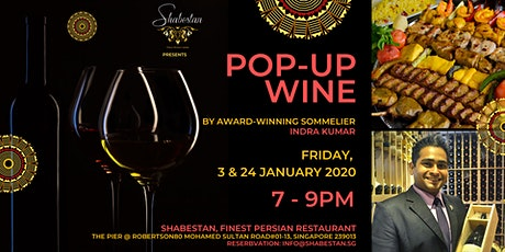 Pop-up Wine Events tickets