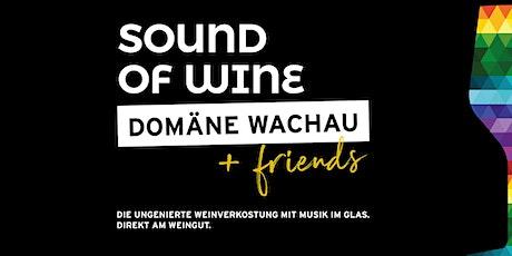 Sound of Wine Domäne Wachau + friends Tickets