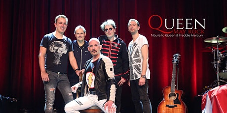 Queen may Rock tickets