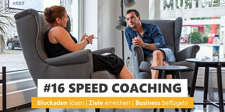 #16 SPEED COACHING Tickets