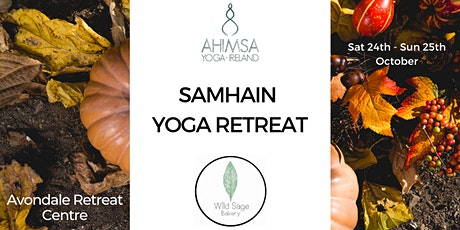 Samhain Yoga Retreat (one night) tickets