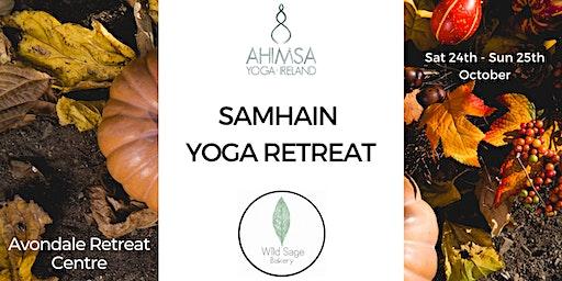 Samhain Yoga Retreat (one night)