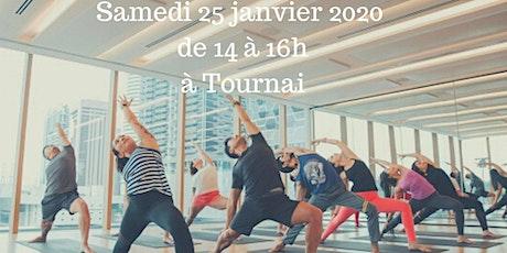 Atelier Yoga Détox  billets