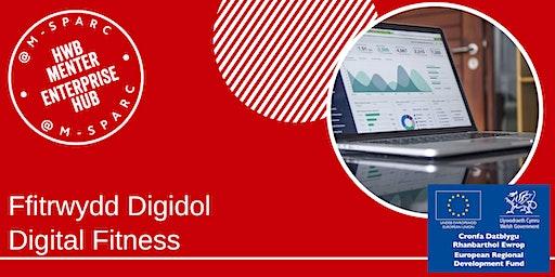 Digital Fitness - Ffitrwydd Digidol