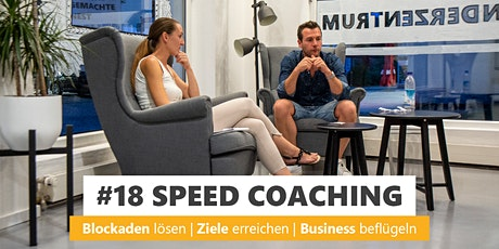 #18 SPEED COACHING Tickets