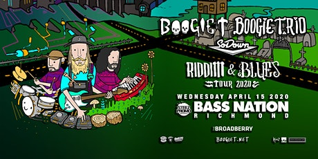 Bass Nation RVA feat. Boogie T & Boogie T.rio tickets