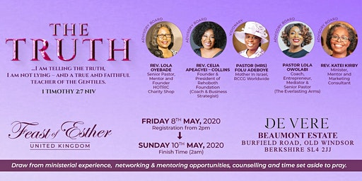 Feast of Esther UK 2020