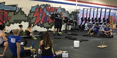 Crossfit Catch Cohen Weightlifting Seminar