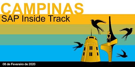 SAP Inside Track Campinas 2020 ingressos