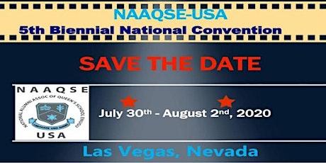 5th Biennial National Convention tickets