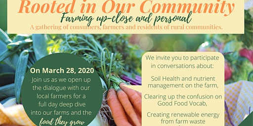 Rooted in Our Community: Farming Up-Close and Personal