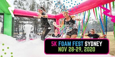 The 5K Foam Fest - Sydney 2020