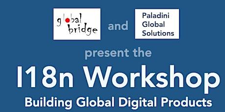 I18n Workshop Barcelona Edition @ CISCO billets