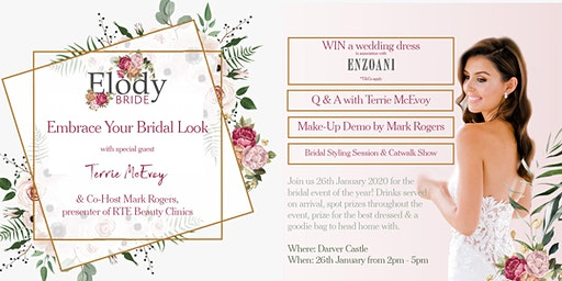 Elody Brides Embrace Your Bridal Look with special guest Terrie McEvoy