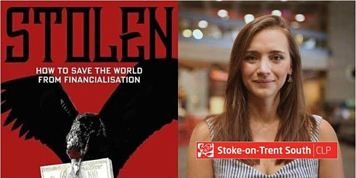 An Evening With Grace Blakeley hosted by Stoke-on-Trent South Labour Party