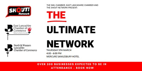 'Get Connected' with the Ultimate Network tickets