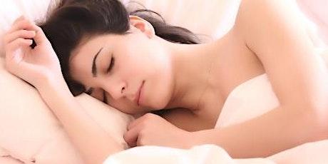 Schlaf Dich gesund: Hilfe bei Schlafproblemen Tickets