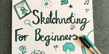Sketchnoting for beginners: London tickets