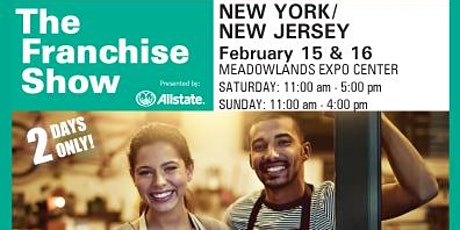 New York/New Jersey Franchise Show tickets