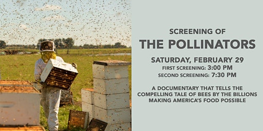 Film Screening of The Pollinators