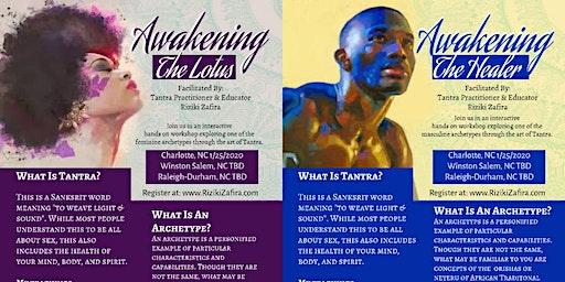 Awakening The Lotus & The Healer (Charlotte)