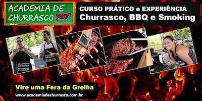 CURSO ACADEMIA DE CHURRASCO SÁBADO 25/JAN