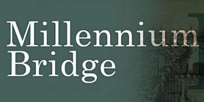 In the Footsteps of Mudlarks 29th March 2020 Millennium Bridge