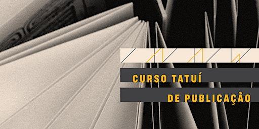 CURSO TATUÍ DE PUBLICAÇÃO 2020