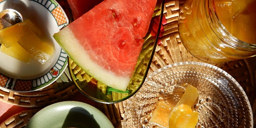 Meet & Play at Thirning Villa- Watermelon Spoon Sweet Preserve