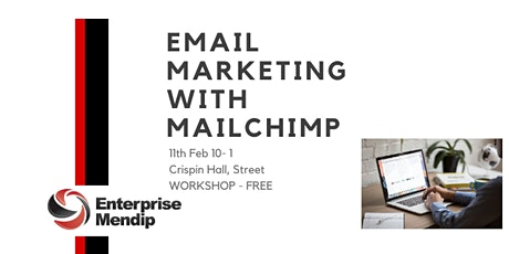 Email Marketing with Mailchimp tickets