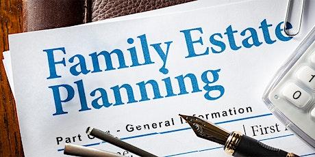 Inheritance Tax & Estate Planning Workshop - Full Day Event tickets