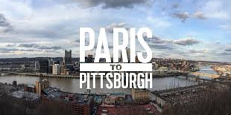 Tikkun Olam Paris to Pittsburgh Movie and Conversation on Climate Change tickets