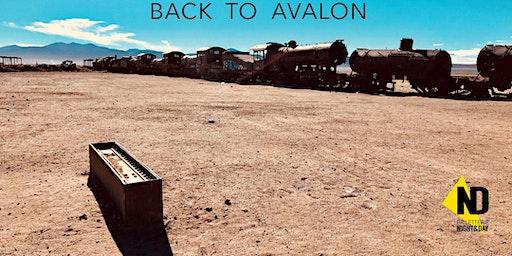 "MARC YSAYE ""Back To Avalon Tour"""