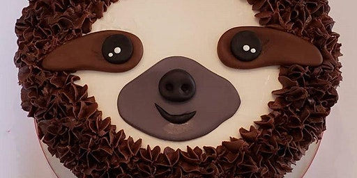 Decorate a Sloth Cake