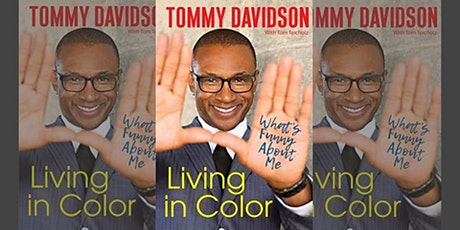 Between the Lines: Living In Color by Tommy Davidson tickets