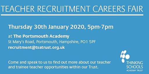 Thinking Schools Academy Trust  Portsmouth Recruitment Event