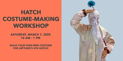 Hatch Costume-Making Workshop
