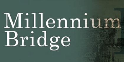 In the Footsteps of Mudlarks 2nd May Millennium Bridge