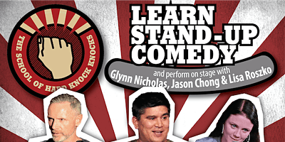 Learn stand-up comedy in Adelaide this January