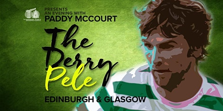 The Derry Pele  - Paddy McCourt tickets