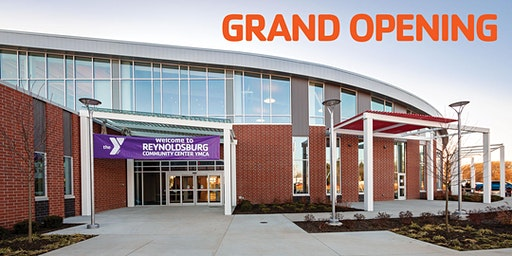 Reynoldsburg Community Center YMCA's Grand Opening