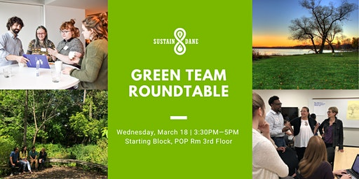 Green Team Roundtable