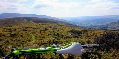 Mountain biking in Surrey Hills for novices (grade 1) tickets